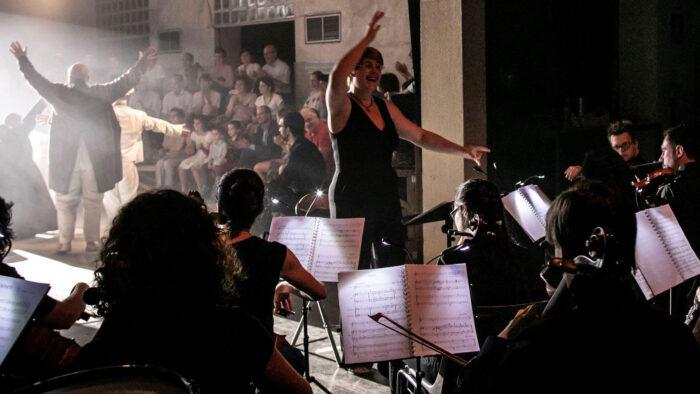 Otello Circus a Reggio Emilia