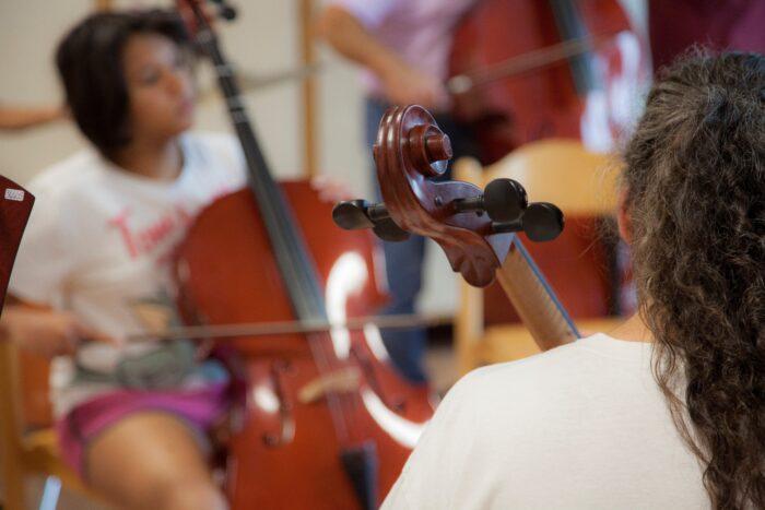 Musica per la salute psichica:                                                                è stato scelto il nostro metodo