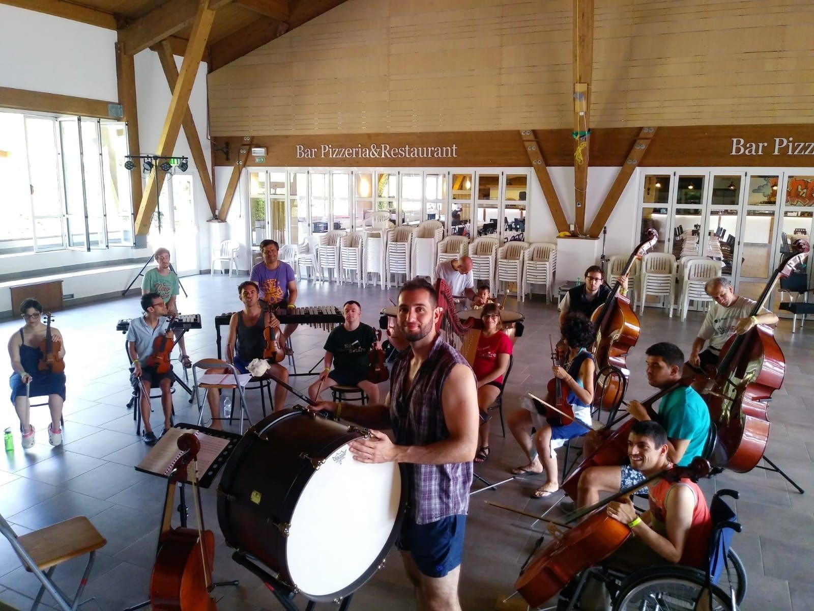A luglio torna l'Orchestra in spiaggia!