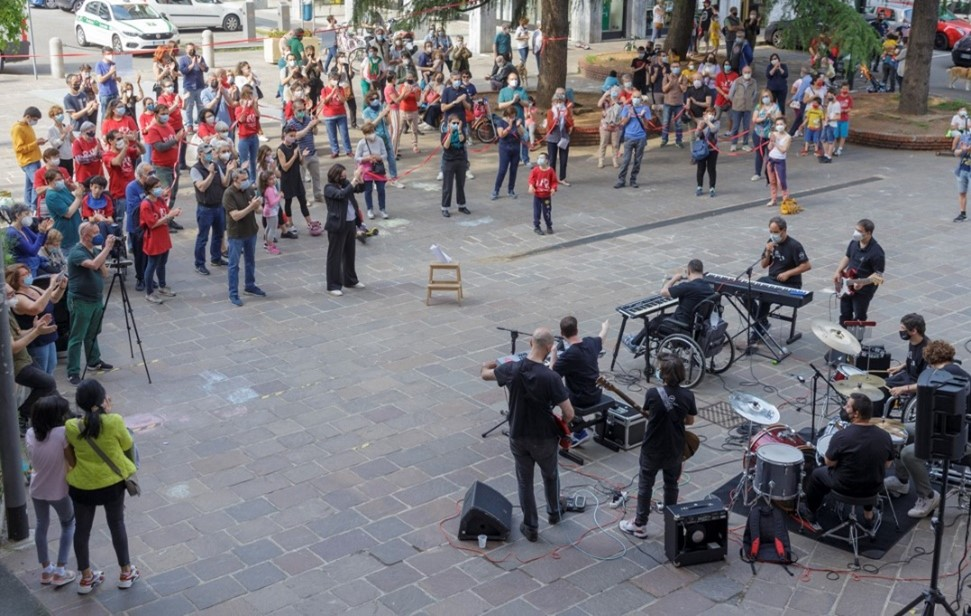 La Pro-Band in concerto a Sesto per l'inclusione